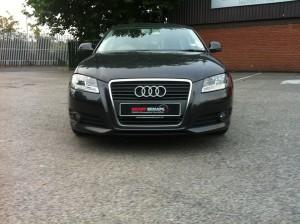Audi A3 4 DPF