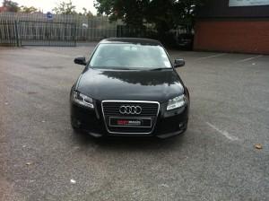 Audi A3 DPF 3