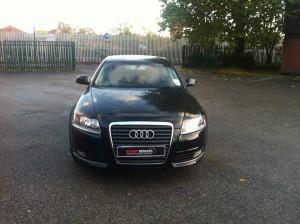 Audi A6 DPF