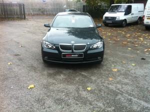 BMW 330D DPF EGR