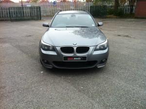 BMW 520D M Sport Touring DPF 177