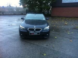 BMW 530D DPF