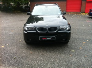 BMW X3 DPF