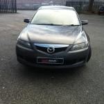 Mazda 6 DPF