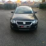 VW Passat DPF