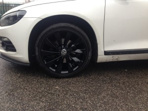 VW Scirocco Wheels 2